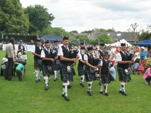 Wirral Pipe Band